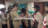 Lamtim Ikuti Thailand National Scout Jambore