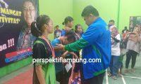 Lamteng Raih 4 Emas Dalam Kejuaraan Provinsi Bulutangkis Lampung 2019