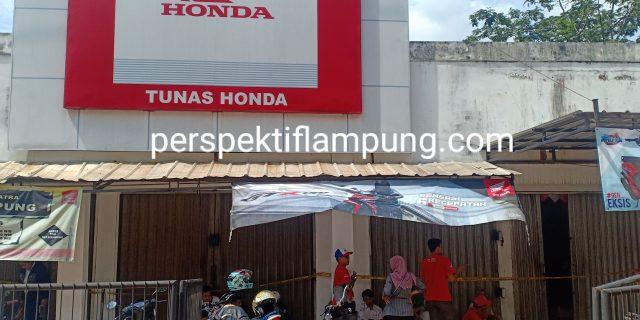 Dealer Honda Dibobol, 2 Unit Motor Digondol Pencuri