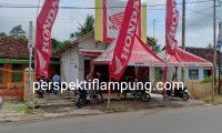 Pos Penjualan Motor Honda PT BMJ Batanghari Di Bobol Pencuri, 2 Unit Motor dan Puluhan BPKB Raib