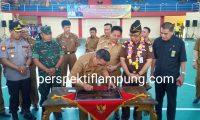 Zaiful Bokhari : Manfaatkan GOR Untuk Kemajuan Olahraga Lampung Timur