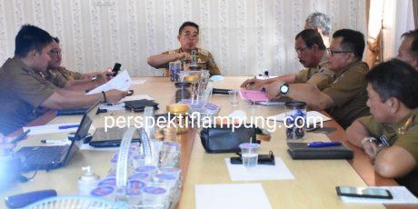 Pemerintah Kabupaten Lampung Timur Meningkatkan Kewaspadaan Terhadap Penyebaran Virus Corona
