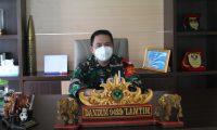 Letkol Kav. M. Darwis : TNI Lebih Aktif Mendisiplinkan Protokol Kesehatan