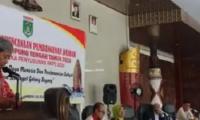 Bupati Lamteng Loekman Djoyosoemarto Hadiri Musrenbang