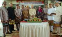 DPRD Gelar Rapat Paripurna HUT ke- 82 Kota Metro