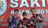 Pemkot Metro Raih SAKIP Award