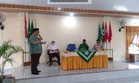 Yusran Amirullah Silaturahmi Ke Muhammadiyah Lampung Timur