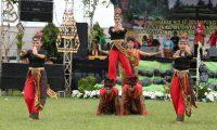 Ragam Hiburan Meriahkan Hari Ke 2 Festival Budaya Tradisional Lamtim