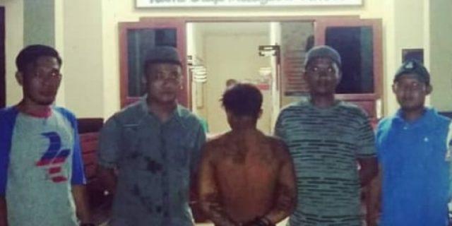 Pukul Teman Karena Mematikan Musik, Warga Bandarsribowono Diamankan